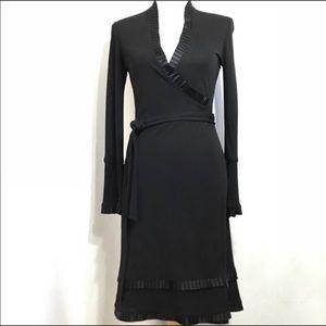 Diane Von Frustenberg Earna Wrap Dress Size 8